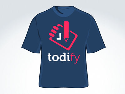 Todify Branding, T-shirt graphic design branding logos