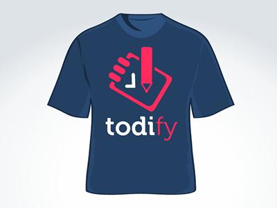 Todify Branding, T-shirt graphic design branding logos