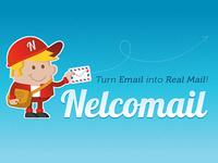 Nelcomail branding II