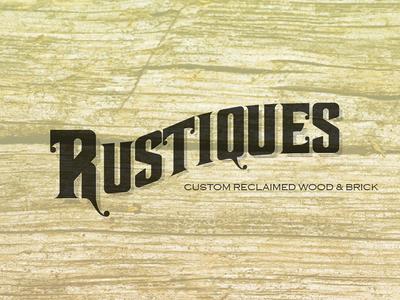 Rustiques Logo