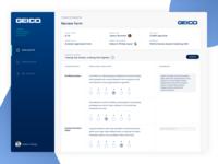 Simple Management Review App