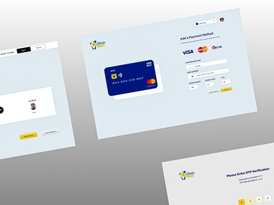Payment Screen (Cont) design ux adobexd ui