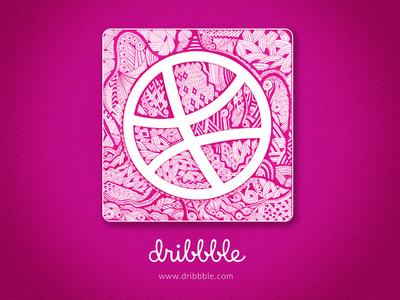 Dribbble dribbble icon splash 2015 illustration web cc screen photoshop