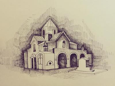Armenian Church Saint Gayane