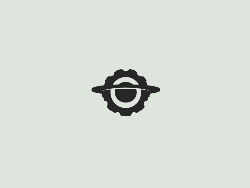 Global Settings Icon illustration flat pale icon settings
