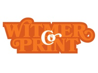 Witmer Print Co Logotype