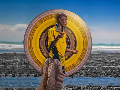 Kreate Dope: Day 1 agency africa kenya stretchthepixel photoshop illustration