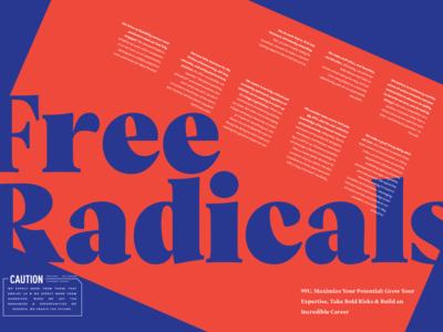 Free Radical: Mild Contrast