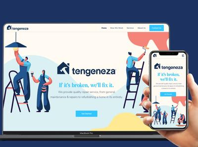 Tengeneza Web & Mobile