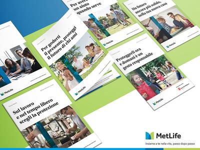 MetLife Italia / Rebranding