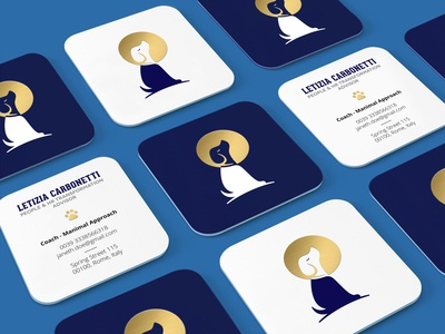 Manimal Approach / Business Card