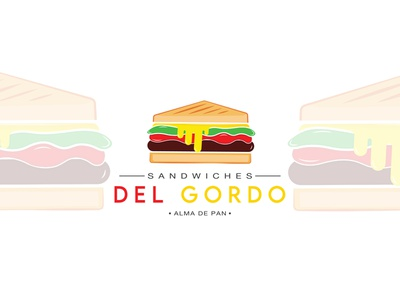 Sandwich restaurant Logo design logo deisgn art minimalist logo italian restaurant logo sandwich