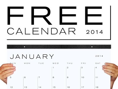 FREE 2014 Calendar Download download calendar free 2014