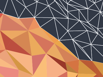 learning low-poly effect cinema4d learning low poly