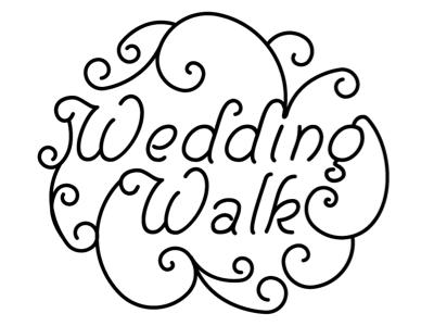 Red Bank Wedding Walk Logo