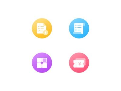 icons coupon library update papers file icon