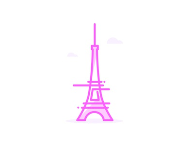 Effie Tower-Line style icon icon line tower effie
