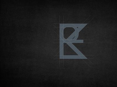 EPK LETTER GRID LOGO illlustrator simple grid ui abstract symbol professional modern digital design logo lettering app art branding brand clean