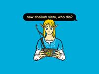 new sheikah slate, who dis?