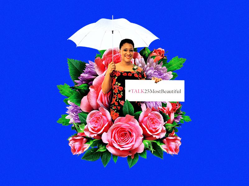 Flowerful Beauty leaves umbrella image manipulation image editing photoshop collage flowers flower