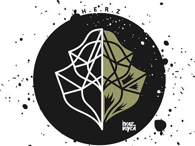 H.E.R.Z ivardipra hearts herz uipan design vectorcharacter illustration character graphic graphicdesign vector