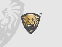 Lion Shield Logomark Colored