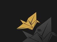 Origami Bird Mark