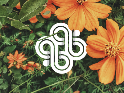 88 Flower Monogram Preview
