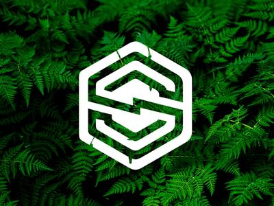 SC Hexagon Monogram Preview
