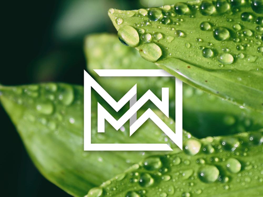 MW Monogram Preview graphicdesign forsale letter logoforsale initial sale monogram logo monogram logotype vector identity logomark brand branding brandmark logogram logo icon symbol mark