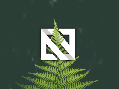 N Square Monogram Preview