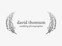 David Thomson - Wedding Photographer