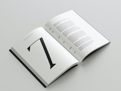 Invisible cities inner pages contents chapter illustration typography print notebook novel