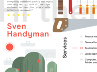 Sven Handyman elements
