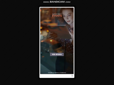 Marriott Bonvoy / Radical Path marriott bonvoy iab html5 gsap greensock google studio design coding brand banners ads