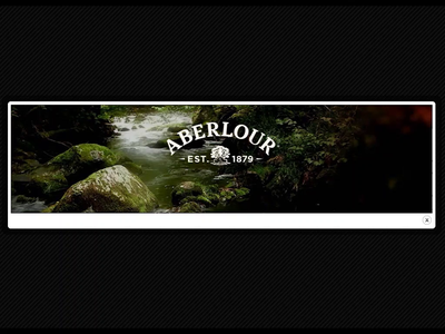 Aberlour / WhiteCoat gsap iab html5 greensock google studio design coding brand banners ads