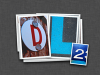 Desklickr2 Logo (WIP)