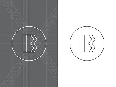 Personal Logo design graphic design logo branding identity vector illustrator bb