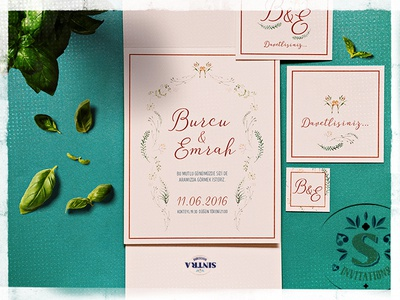 Invitation details spring flowers paper sintra sintra invitation wedding invitation