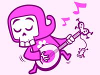 Clumsy Grim Reaper