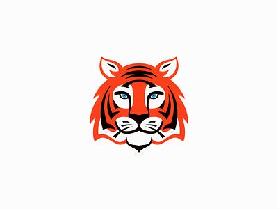 Nice as a Tiger Patch Design headwear sale emblem icon cartoon mascot animal modern patch tiger illustration symbol branding design vector mark identity logo