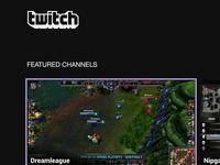 Twitch on FireTV