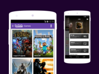 Twitch for Android v3