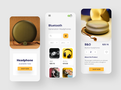 Ecommerce App Ui design minimalism ecommerce app app product webdesign design minimal landing website ux ui