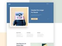 Conceptual Web UI