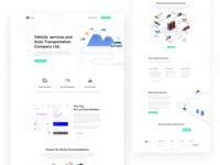 Vehicle  Services Landing Page