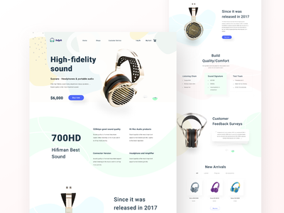Product landing page website product ui minimal webdesign landing web trending ui kit sketch opular new trend graphic mvp restaurant 2d 3d illustration typography website iphone creative design app ios android agency product service b2b saas b2c sass marketing landing page web page design