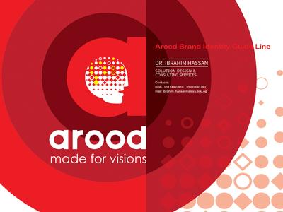 Arood Logo Branding