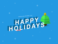 Holidays illustrations