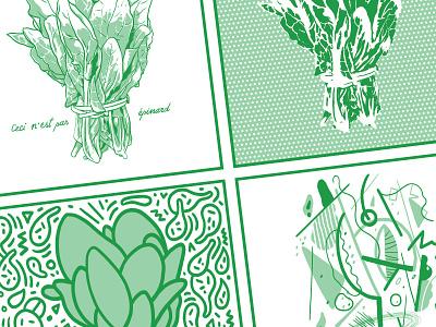 Samsara (2017) II design illustration handdrawn comic book art